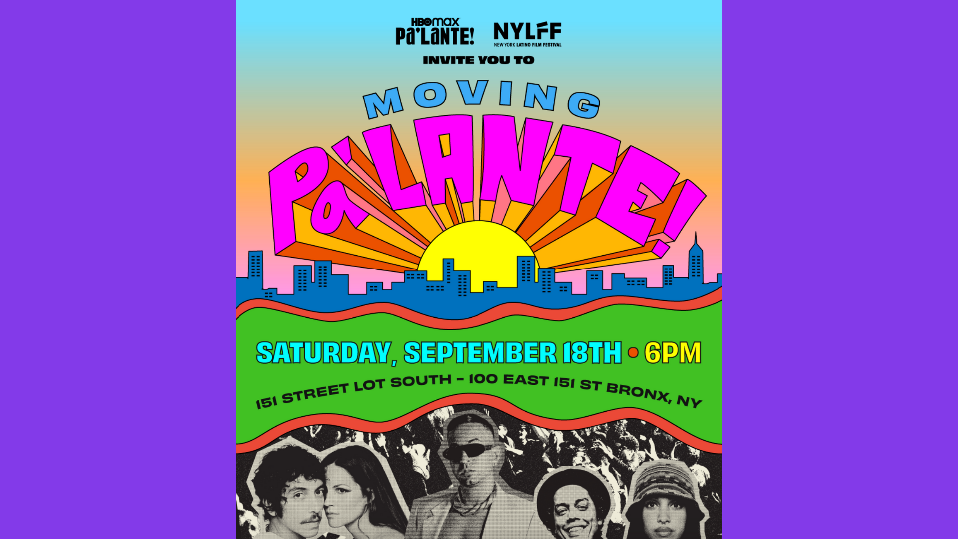 Moving Pa'lante! hBO Max  NYLFF