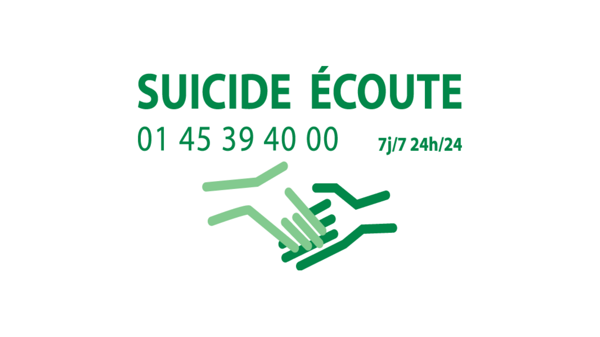 Suicide Ecoute france
