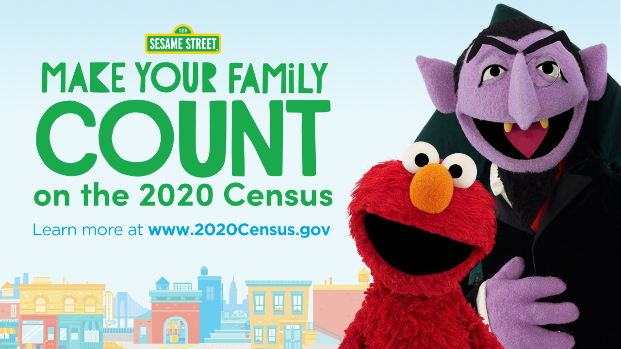 Sesame Street Census
