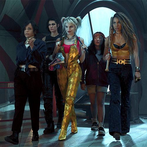 The women of Harley Quinn