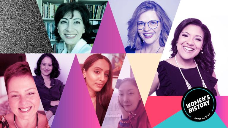 Celebrate International Women's Day and Hear from Some of Our Fierce Females Across WarnerMedia