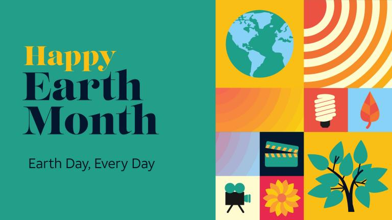 earth day 2021 - earth month