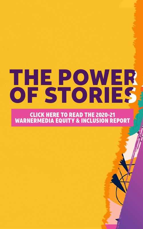 Power of Stories Equity and Inclusion Report